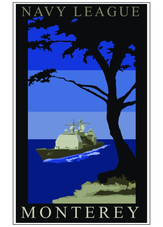 Monterey Navy League